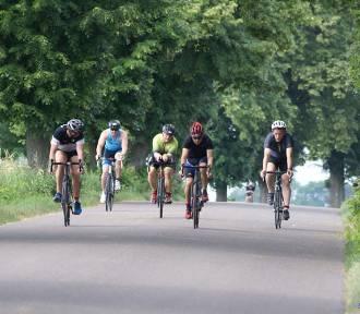 I Złoty Triathlon Złotów 2018 - rowerami [ZDJĘCIA]