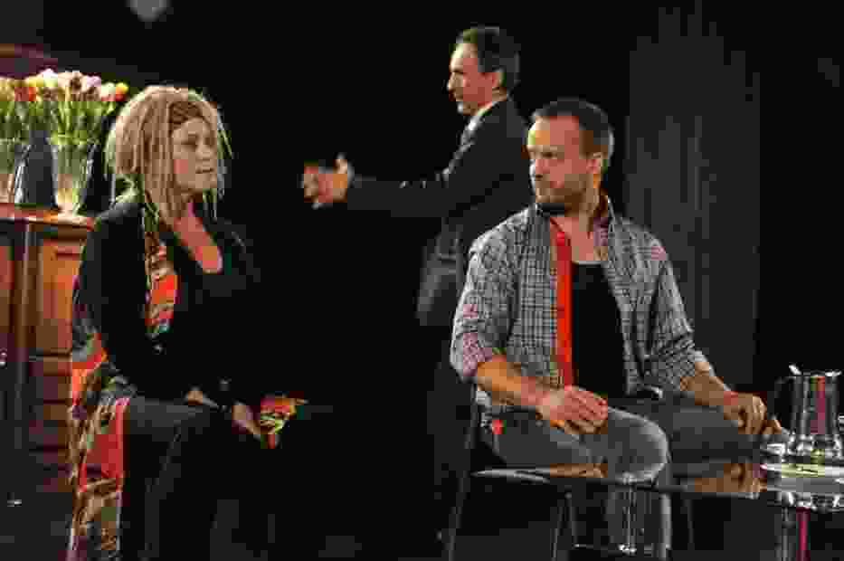 Izabela Brejtkop, Jarosław Rabenda i Marek Braun już kilkakrotnie występowali razem na scenie