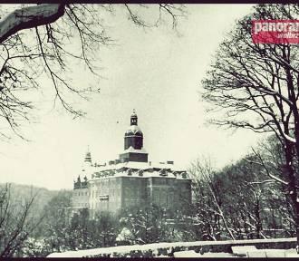 Wałbrzych: Zima w mieście na starych fotografiach (ZDJĘCIA)