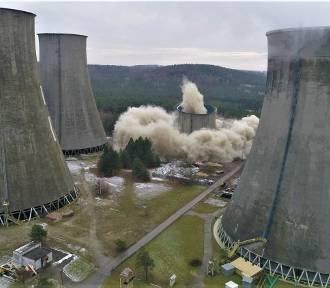 3,5 sekundy i nie ma gigantycznego komina elektrowni