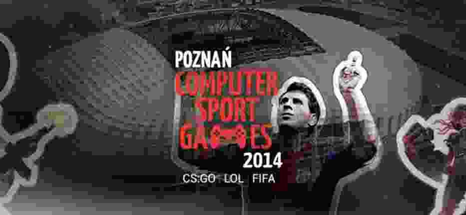 Poznań Computer Sport Games w tym roku na Inea Stadionie