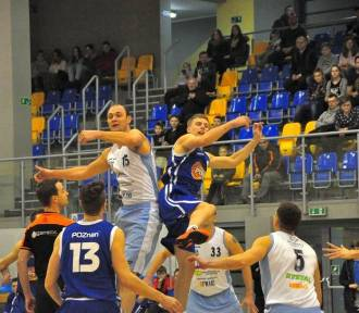 Mecz na szczycie w koszykarskiej lidze