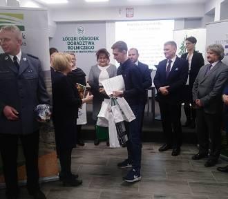 Uczeń szkoły rolniczej spod Łowicza trzeci w Łódzkiem [ZDJĘCIA]