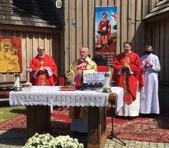 Odpust w parafii św. Floriana w Pleszewie