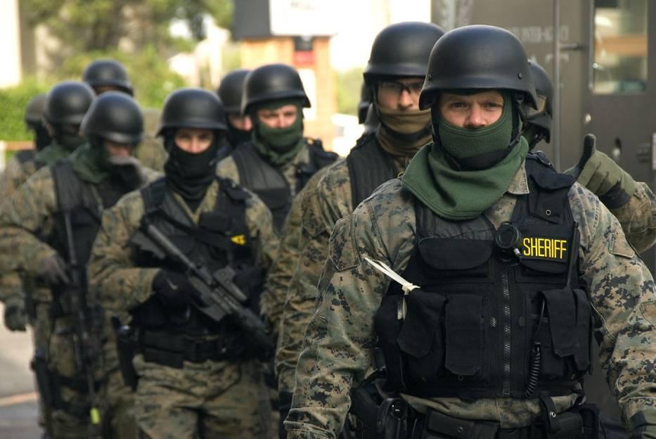 Oddziały SWAT (http://www