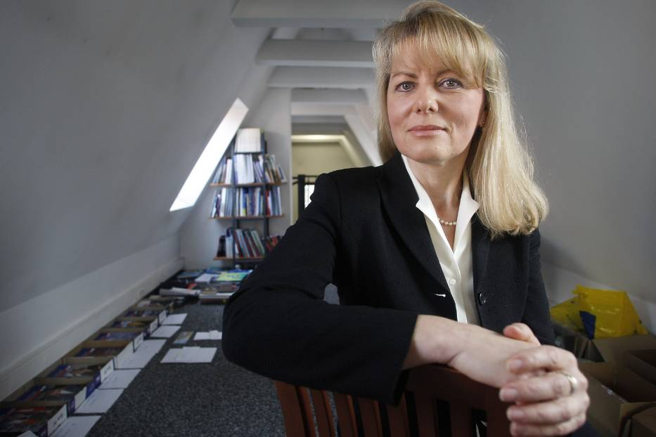 Lidia Geringer de Oedenberg wspiera samorządowców