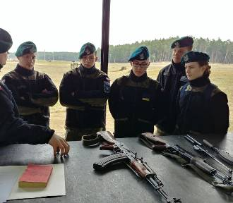 IV Ogólnopolskie Mistrzostwa Klas Mundurowych na poligonie drawskim