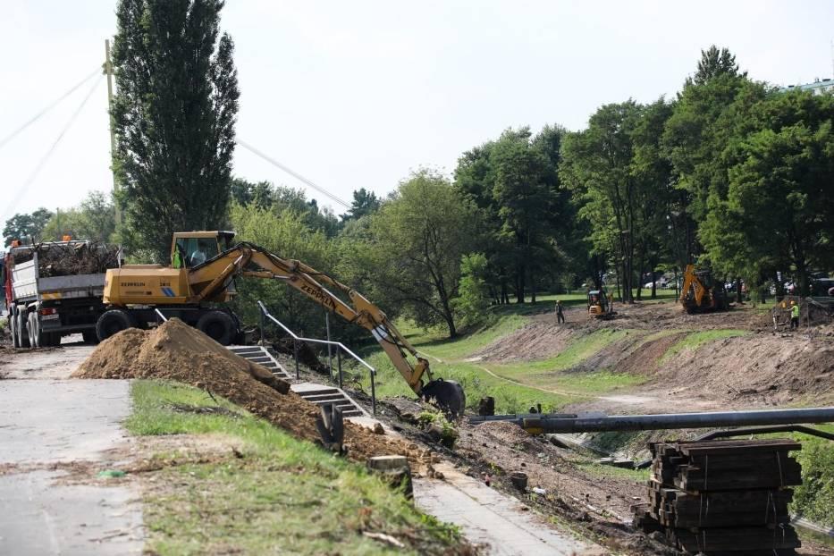 Budowa linii tramwajowej KST, etap III (os