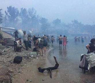 Jest śledztwo w sprawie polskich ofiar pożarów w Grecji