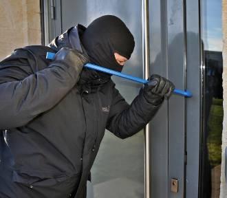 Policja Śrem: włamanie do sejfu jubilera. Złodzieje uciekając zgubili część biżuterii