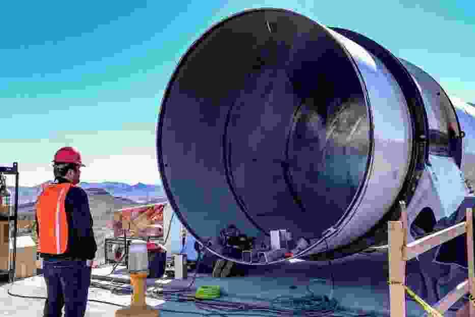 Hyperloop w Warszawie. Kolej przyszłości rozpędzi się do 1200 km/h!