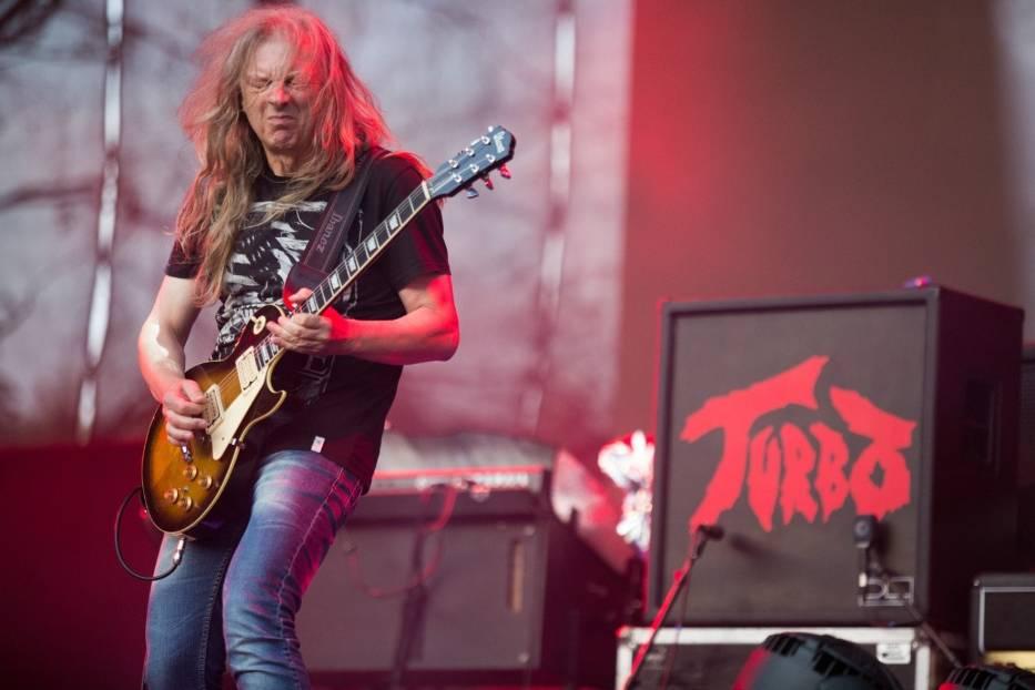 Na scenie pojawi się Wojciech Hoffmann  - lider zespołu Turbo