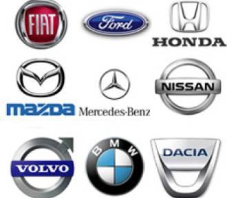 QUIZ. Czy rozpoznasz samochody po znaku na masce?
