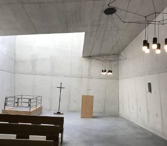 Nowy dom pogrzebowy w Sopocie. Obiekt zbudowano na Cmentarzu Komunalnym przy ul. Malczewskiego