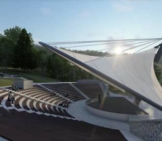"""Za pieniądze z """"Polskiego Ładu"""" wybudują drogi czy amfiteatr. Nowy Sącz boisko"""