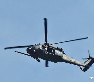 Black Hawki - służby specjalne ćwiczyły nad Darłowem. Widowiskowe ZDJĘCIA