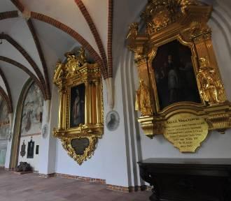 Renowacja krużganków franciszkanów na finiszu