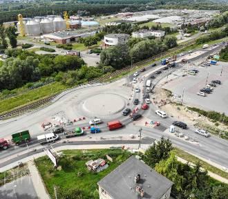 Zmieniamy Wielkopolskę: Łatwiejszy dojazd do Poznania przebudowaną ulicą Gdyńską