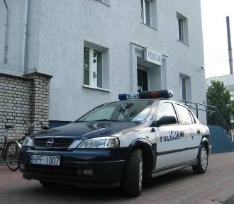 Poszukiwany przez sąd łodzianin wpadł w ręce policji pod Łowiczem. Zgubił go alkohol