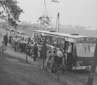 """Zabytkowe autobusy i linia tramwajowa """"T"""". Podziwiaj Warszawę z pokładu berlieta"""
