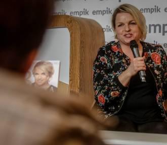 Katarzyna Bosacka gościła w gdańskim Empiku [ZDJĘCIA]