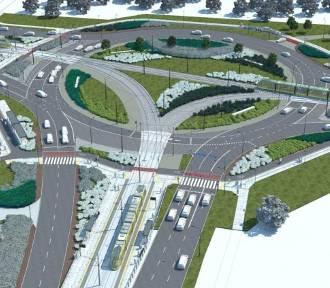 Będzie przebudowa ronda - zaczynają się utrudnienia dla kierowców