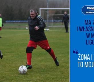 Ma 70 lat i właśnie zagrał w meczu ligowym!