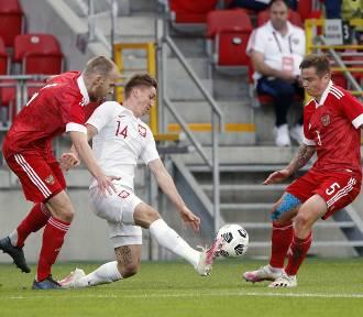 Tak Polacy pokonali Rosję na stadionie Widzewa - ZDJĘCIA