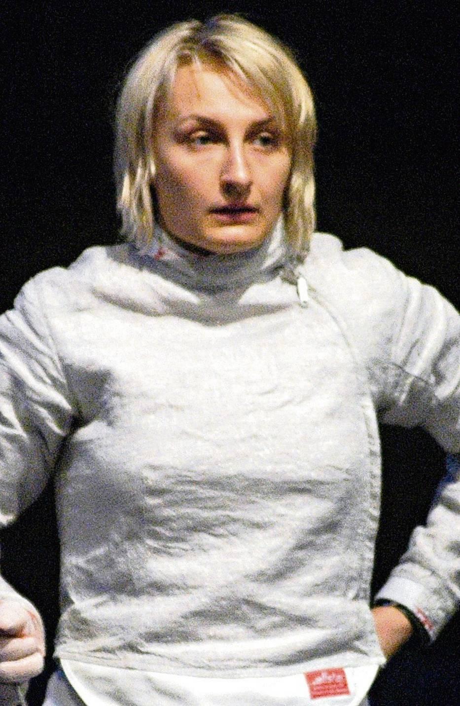 Irena Więckowska zajęła w Londynie trzecie miejsce