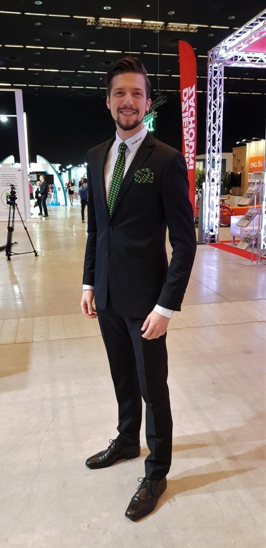 Najlepiej ubrani mężczyźni na Europejskim Kongresie Gospodarczym 2019Bartosz Malaka - GKS Katowice