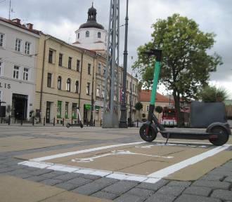 Ograniczenia w użytkowaniu hulajnóg. Sprawdź, co się zmieniło w Lublinie