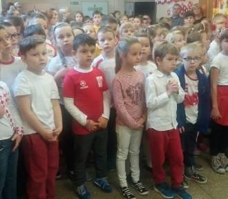 W ZSP nr 1 w Rybniku Wielopolu świętowano już Święto Niepodległości [ZDJĘCIA]