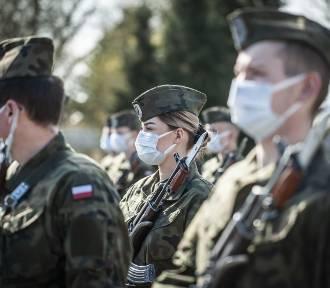 Przysięga wojskowa w CSSP w Koszalinie [ZDJĘCIA, WIDEO]
