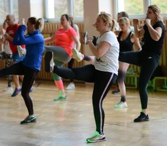 Charytatywny Maraton Fitness dla Krystianka [FOTO]