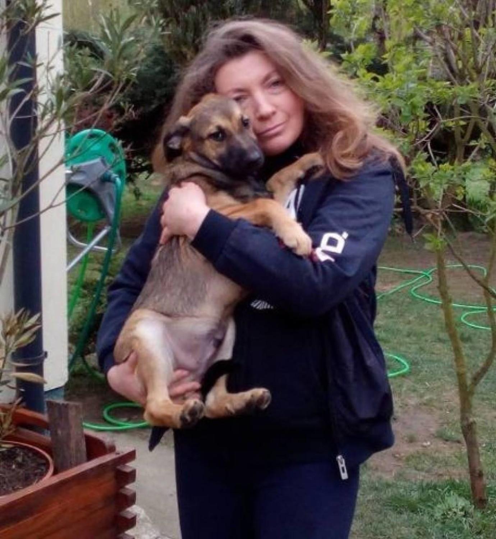 Iwona Brzozowska, prezes Stowarzyszenia Pomagajmy Zwierzętom