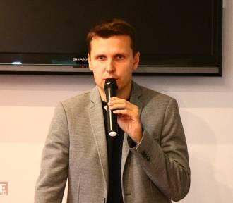 KROTOSZYN: Spotkanie z Dariuszem Rozwadowskim [ZDJĘCIA]
