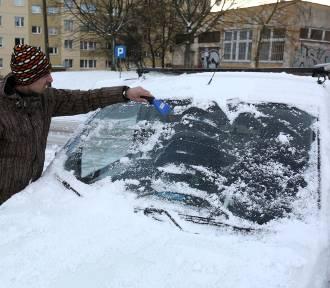 Mandat za nieodśnieżony samochód? Może być za to kara!