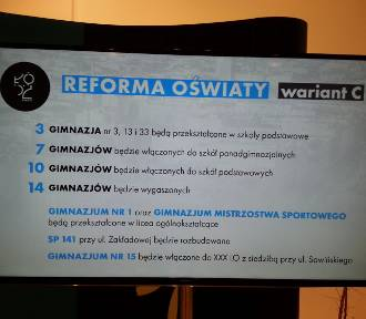 Reforma oświaty w Łodzi: nowe szkoły po likwidacji gimnazjów