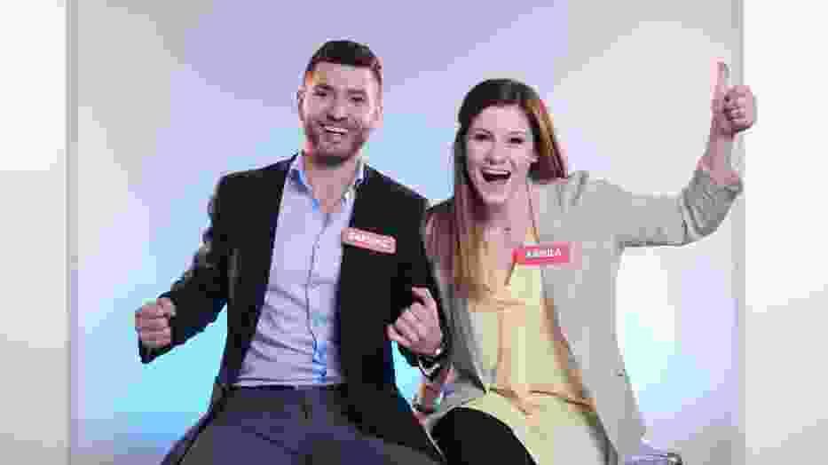 Kamila i Bartosz