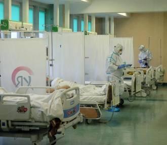 Koronawirus. Już ponad 100 osób hospitalizowanych w szpitalach w woj. lubelskim