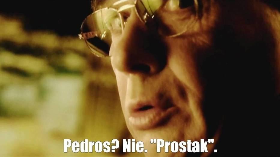 Janusz Gajos nazwany prostakiem przez Beatę Mazurek