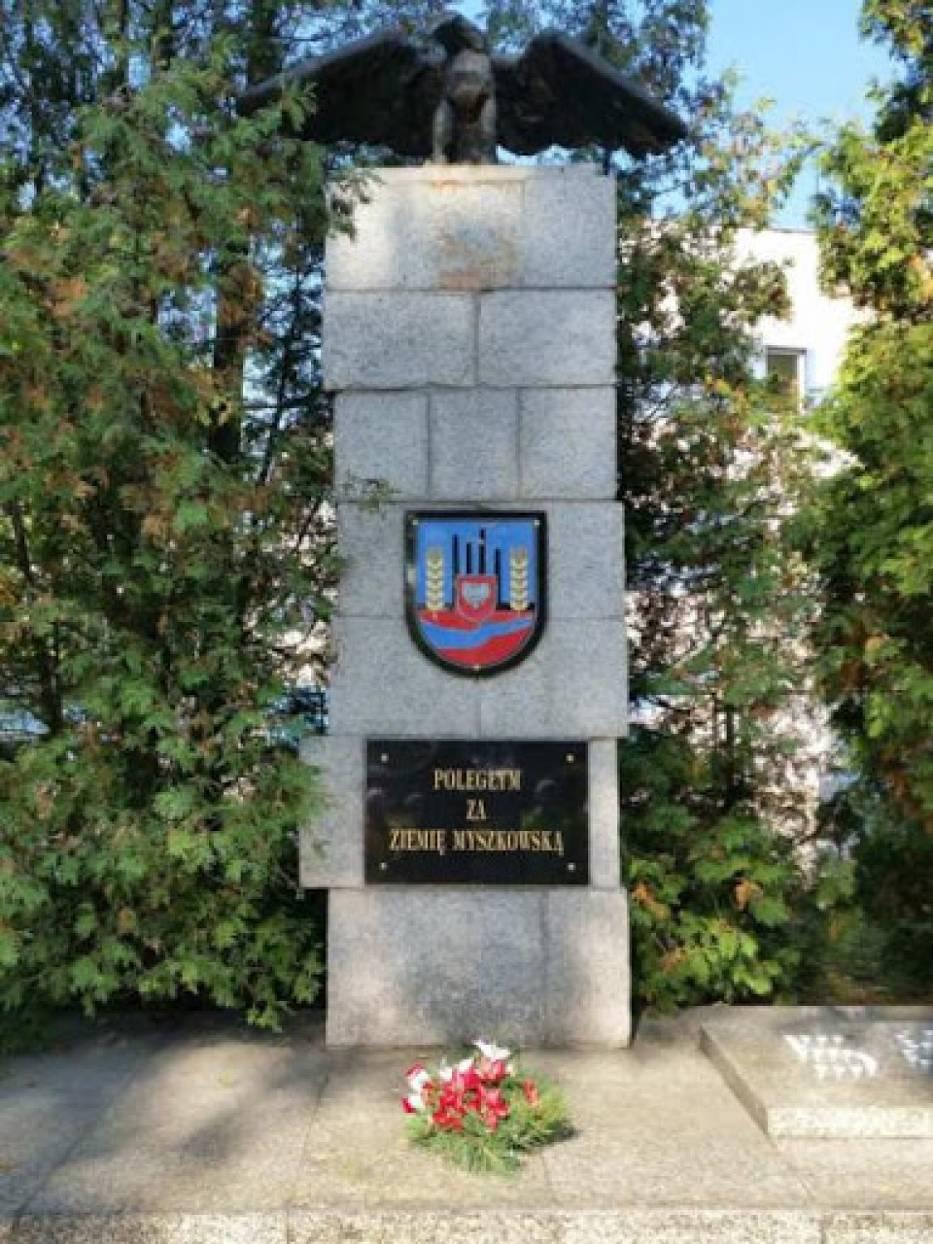 Pomnik Poległym za Ziemię Myszkowską