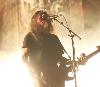Pożegnalny koncert zespołu Slayer w Łodzi [ZDJĘCIA]