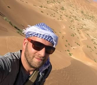 Nauczyciel z Plastyka w podróży do Omanu [zdjęcia]