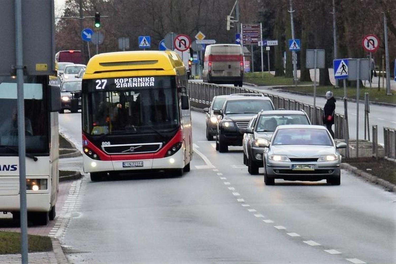 Autobusy MPK nie będą kursował na trasie Inowrocław-Pakość