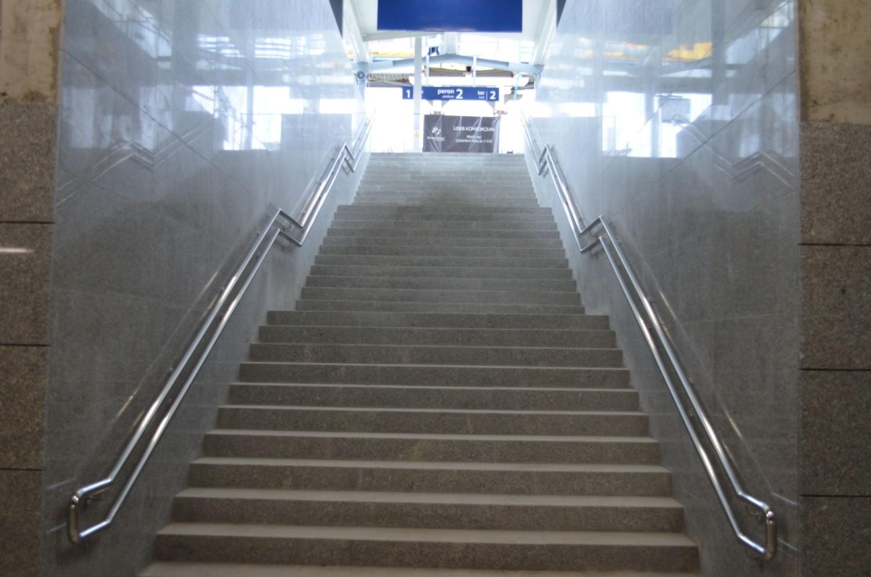 Dotychczas na rzeszowskim dworcu trzeba było wnosić i znosić walizki po schodach