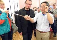 e429bb5dd Keiun Naohiro opowie jak powstają miecze
