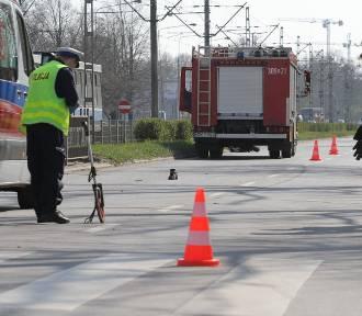 Śmiertelny wypadek we Wrocławiu. Nie żyje pieszy