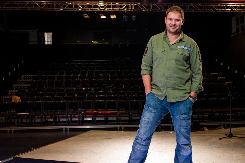 Tomasz Karolak w Teatrze Imka