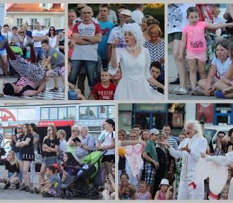"""Festiwal Teatrów Ulicznych """"Brukarnia 2019"""" we Włocławku [zdjęcia]"""